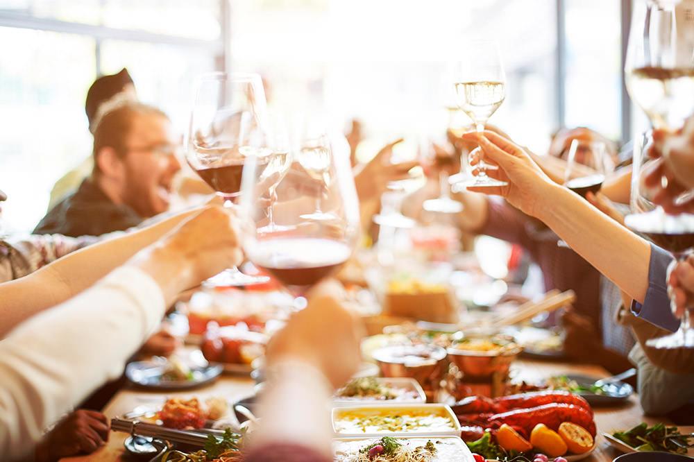 Vinul potrivit pentru petrecere sau party