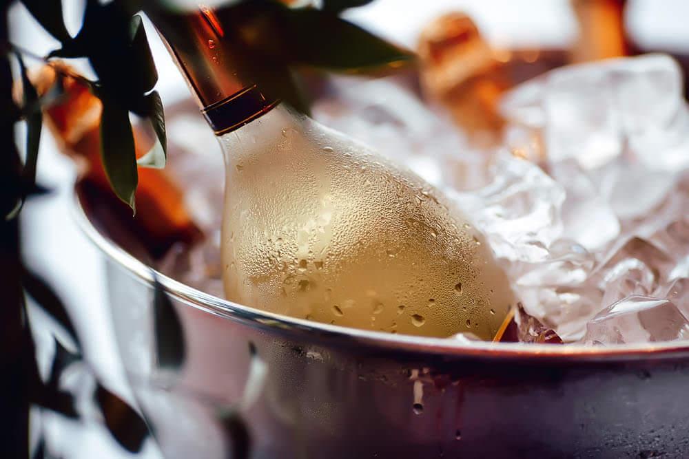 Temperatura corecta de servire a vinului