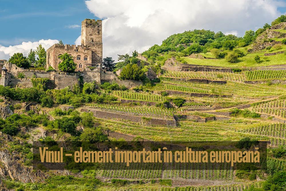 Vinul – element important în cultura europeană (II)