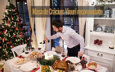 Masa de Crăciun: Vinuri recomandate