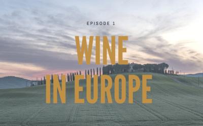 Vinul – element important în cultura europeană (I)